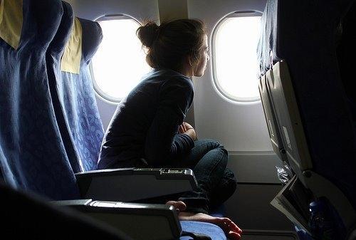 những câu nói tiếng anh trên máy bay