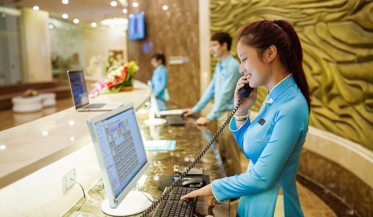 giao tiếp tiếng anh ngành nhà hàng khách sạn
